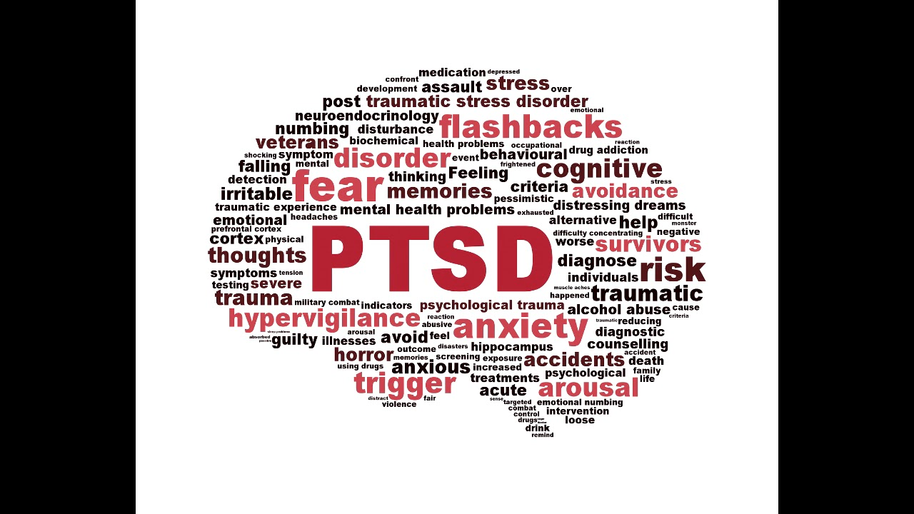 how to get rid of ptsd