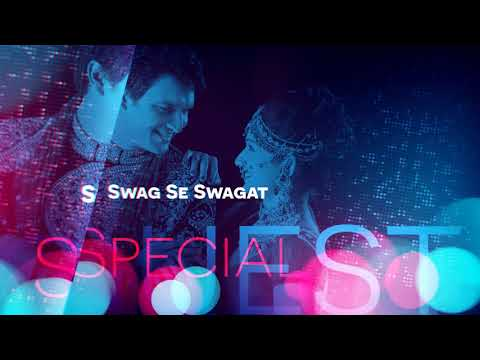 Swag Se Swagat Video Mixing Editing Wedding Song After Effects Templates