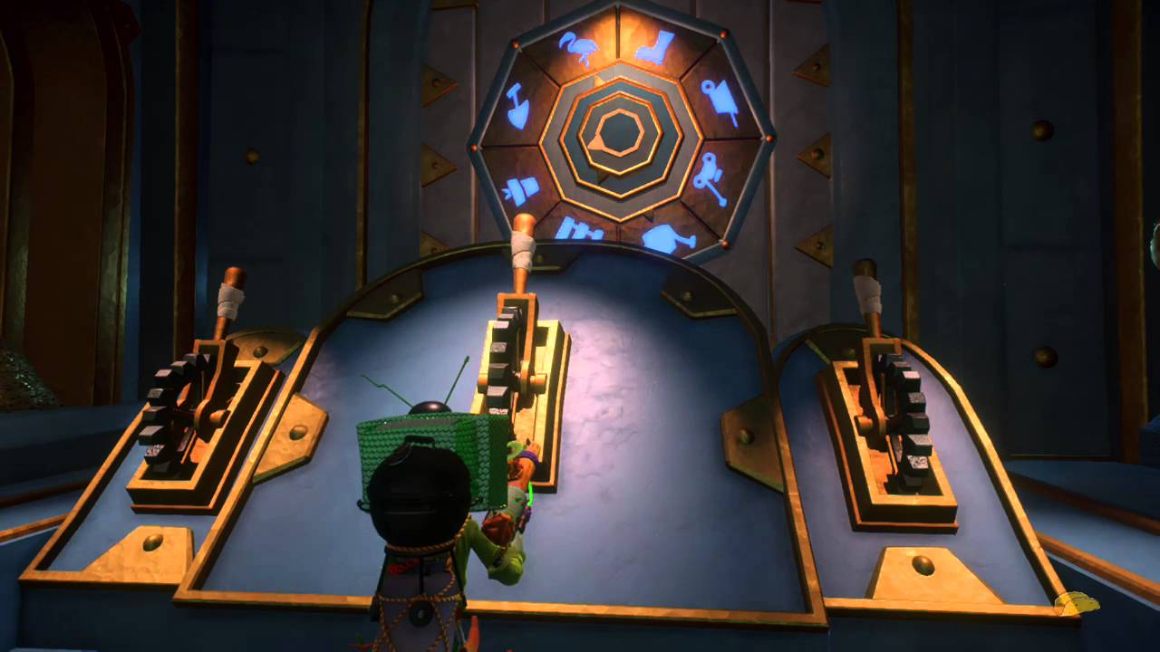 Plants Vs Zombies Garden Warfare 2 Gnome Room Puzzle Solved Youtube