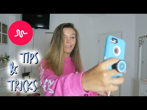 MUSICAL.LY TUTORIAL, TIPS AND TRICKS!