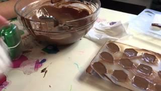 Как сделать шоколадные конфеты / How to make chocolate candy