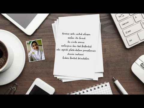 Bondan Prakoso Ft Fade 2 Black - Tak Sempurna (lirik)