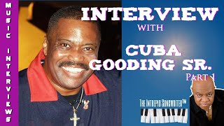 #TIS - Cuba Gooding Sr Interview Pt 1