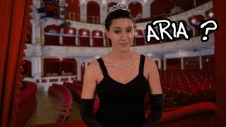 We Love Opera! What is an aria in an opera?