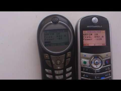 osmocomBB + RSSI firmware + C123 | Doovi
