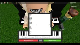 ROBLOX [Unravel] [Easy] Bad at Piano]