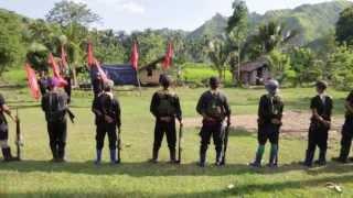 NPA honors Parago with 21-gun salute