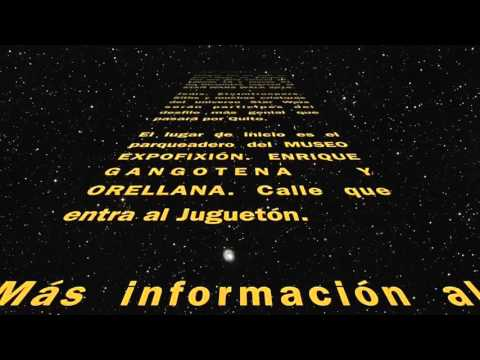 STAR WARS WALK QUITO 2015 ...!!!