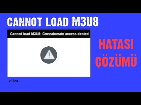 Error Loading Player - No Playable Sources Found by MDTechVideos
