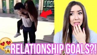 die süßesten TEENAGER Relationship Goals