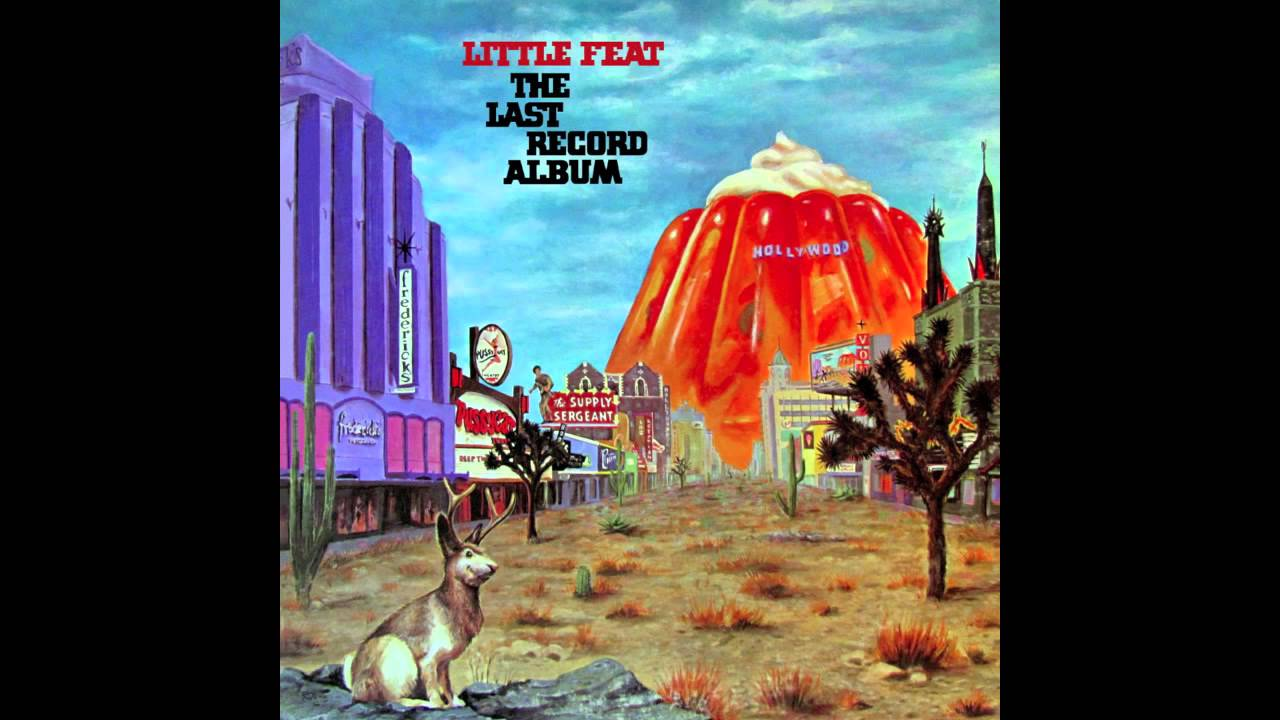 Little Feat Day At The Dog Races