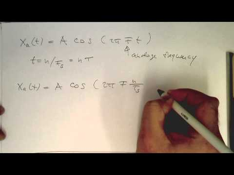 DSP introduction - definition of frequency (#005)