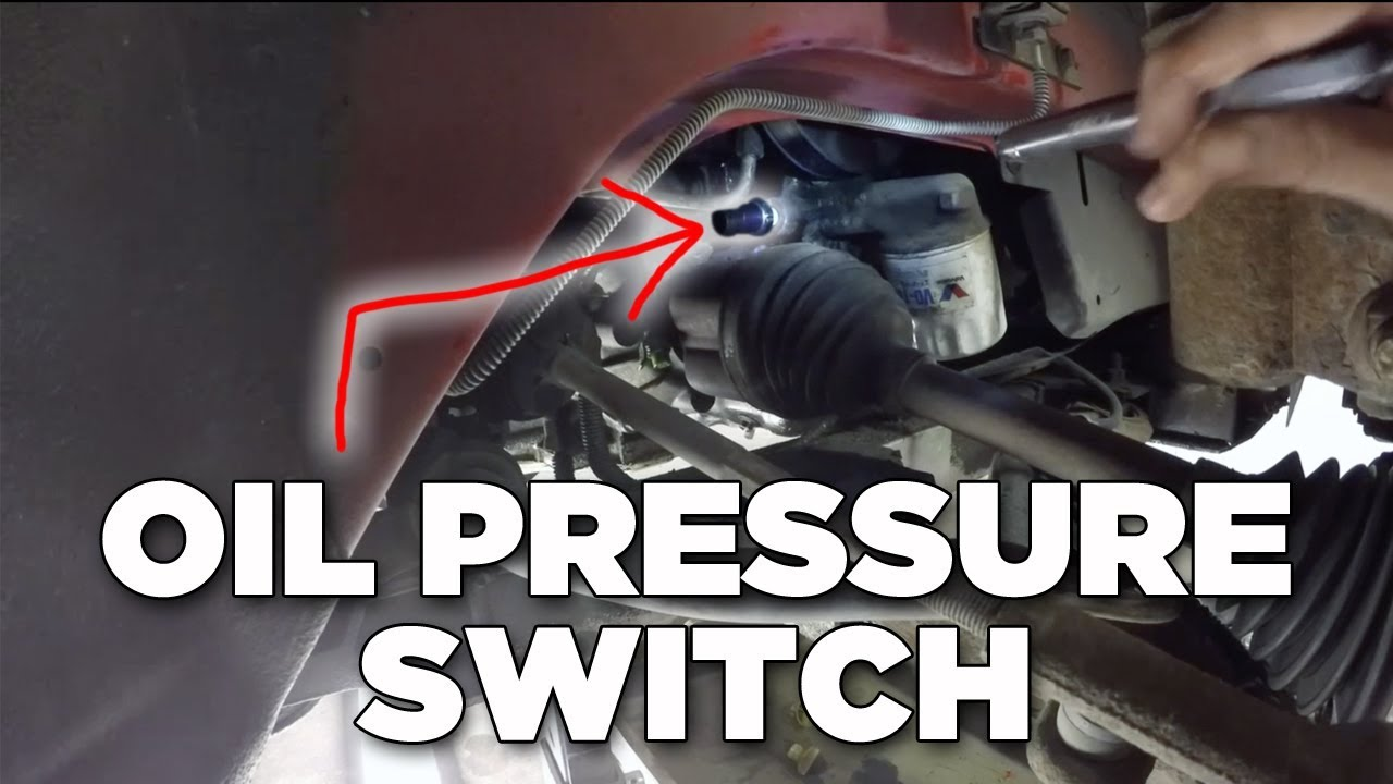 how to install oil pressure switch 3 8l monte carlo ss. Black Bedroom Furniture Sets. Home Design Ideas