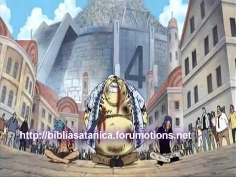 One Piece 553 AMV - Cutty Flam Franky Sanagi Manga Mugiwaras Luffy