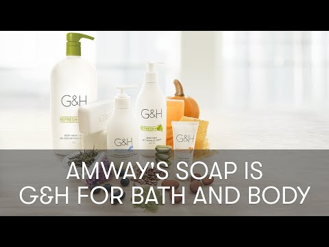 amway's-soap-is-the-g&h-brand-bath-and-body-care- -amway