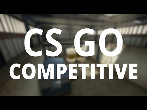 CS:GO Competitive EP01 (Svenska)