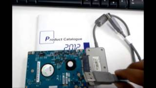 hard disk connector
