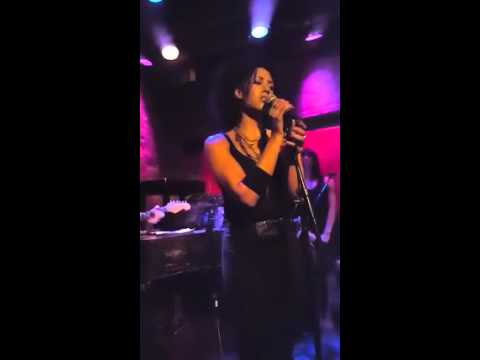 Margot Bingham Sings Farewell Daddy Blues at the Rockwood Music Hall January 2016