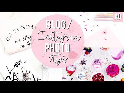 How I Take My Blog Photos & 5 Ways To Up Your Blog Photo & Instagram Game  I Dizzybrunette3