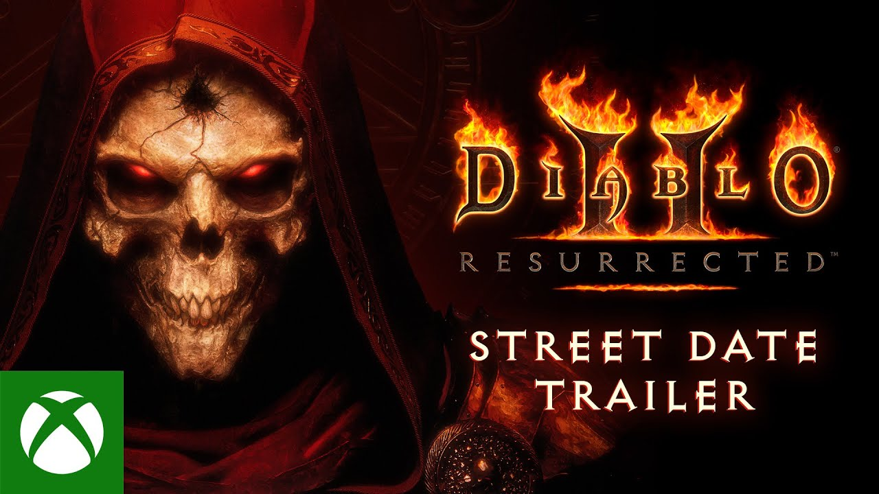 Diablo ® II Resurrected ™ Street Date Trailer