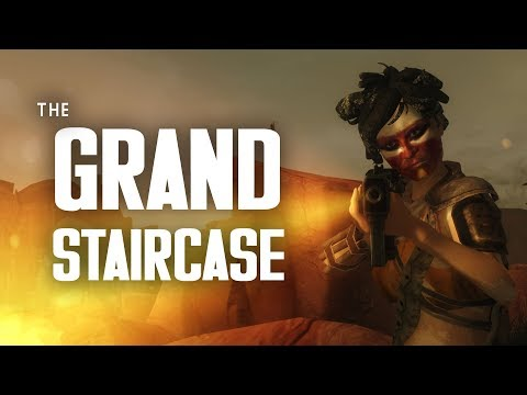 Honest Hearts 07 - The Grand Staircase - Fallout New Vegas Lore