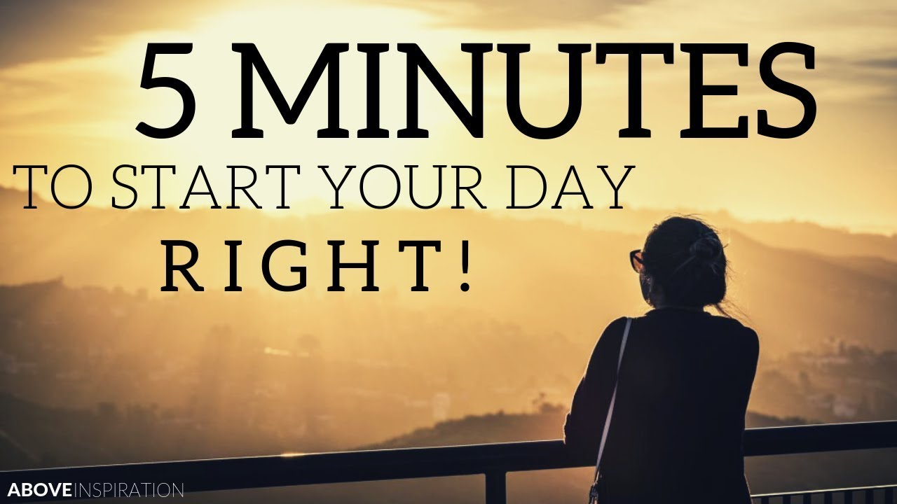 PUT GOD FIRST EVERYDAY - Morning Inspiration to Motivate Your Day