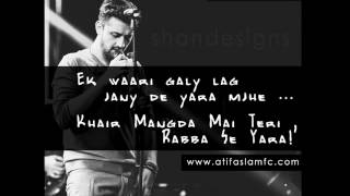 Atif Khair Mangda Remix (HI10)