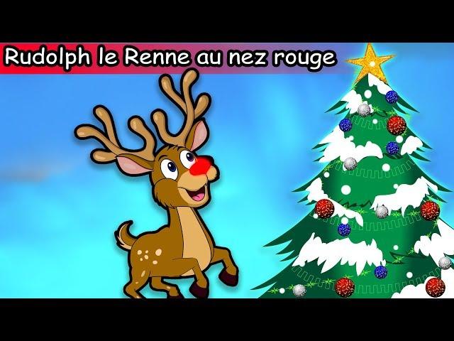 Rudolphe - Le Renne au Nez Rouge - Conte de Noël