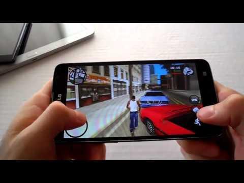 LG G Pro Lite Gameplay - Prueba de Juegos -  Rendimiento