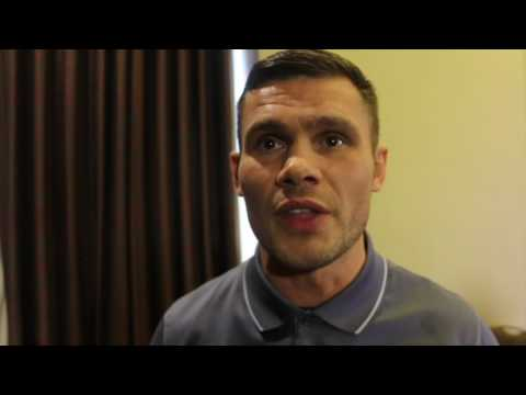 Martin Murray On Rosado Clash Moving Back To Middleweight