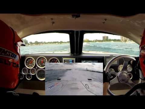 AMSOIL Offshore Wins Port Huron International Powerboat Race 2015
