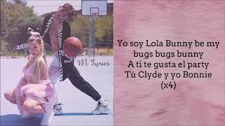Acordes Lola Indigo,Don Patricio-Lola Bunny Letra/Lyrics