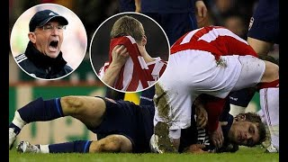 Tony Pulis 'out of control' before Ryan Shawcross broke Arsenal's Aaron Ramsey's leg - Dave Kitson