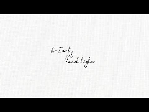 Shawn Mendes - Higher (Lyric Video)