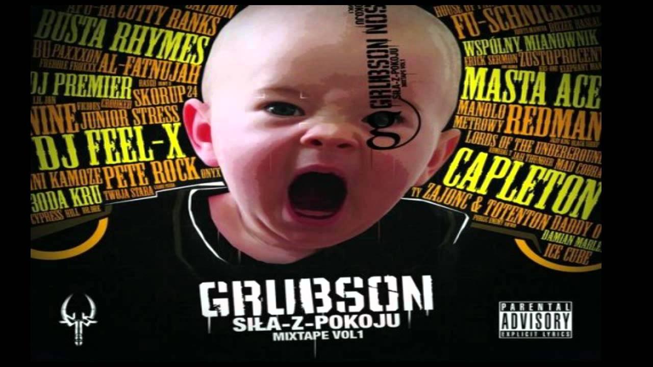 sila z pokoju grubson
