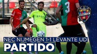 NEC Nijmegen 1-1 Levante UD