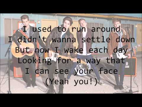 The Vamps  Somebody To You with Lyrics