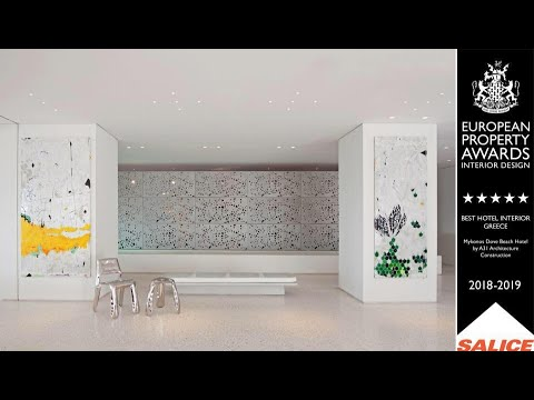 Mykonos Dove Beachfront Hotel by A31 - YouTube