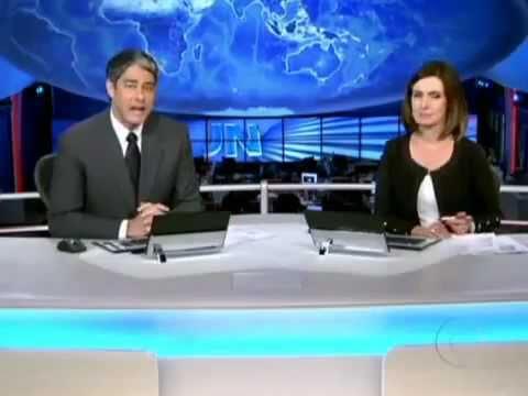 Centenário da Assembléia de Deus em Belém do Pará,Jornal Nacional,Rede Globo faz a reportagem
