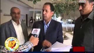 موظفو جامعة صنعاء يبدأون اضرابا شاملا عن العمل 01-12-2014