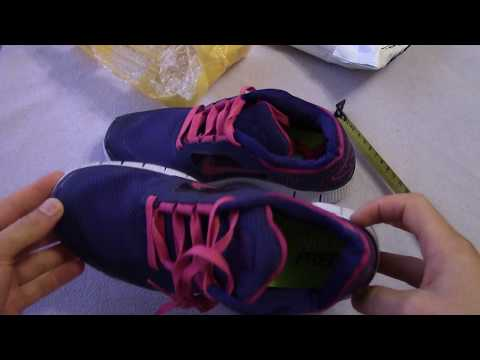 Китайские кроссовки Найк женские Nike Free Run 5.0 реплика с aliexpress.