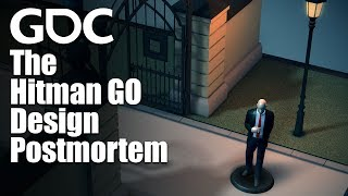 The Hitman GO Design Postmortem
