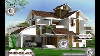 Indian House Design By 99HOMEPLANS COM [ Esp: M038 ]