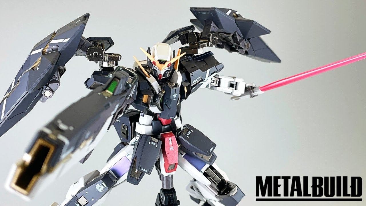 【メタルビルドは買える時に買え】METAL BUILD ガンダムデュナメスリペアⅢ 機動戦士ガンダム00 Festival 10 Revision