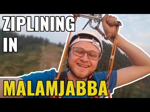 Malam Jabba Ziplining Mega Vlog | Summers  2019