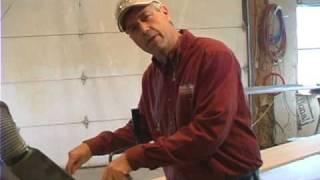 Woodmaster Planer/molder With Gary Striegler (part 8)