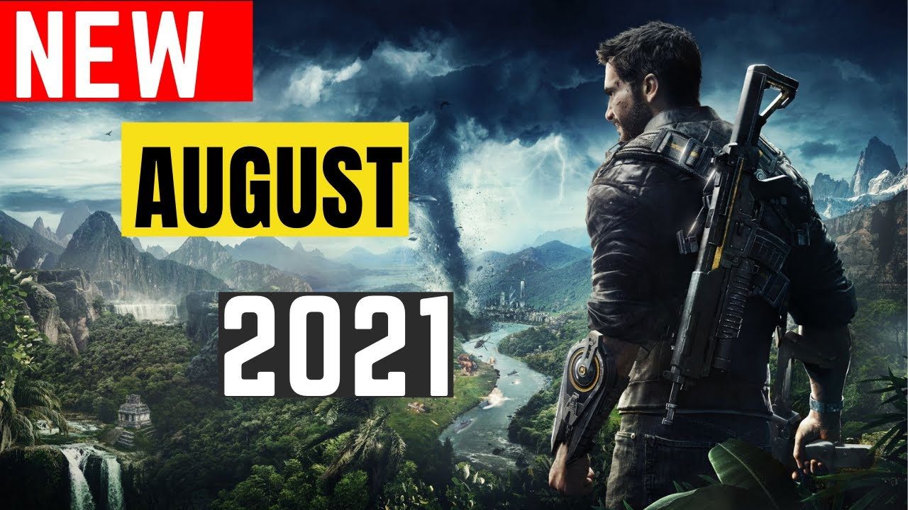 Download Top 10 New Games of August 2021