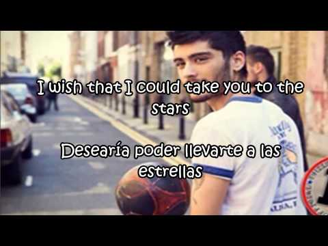 Through The Dark One Direction Lyrics + Español