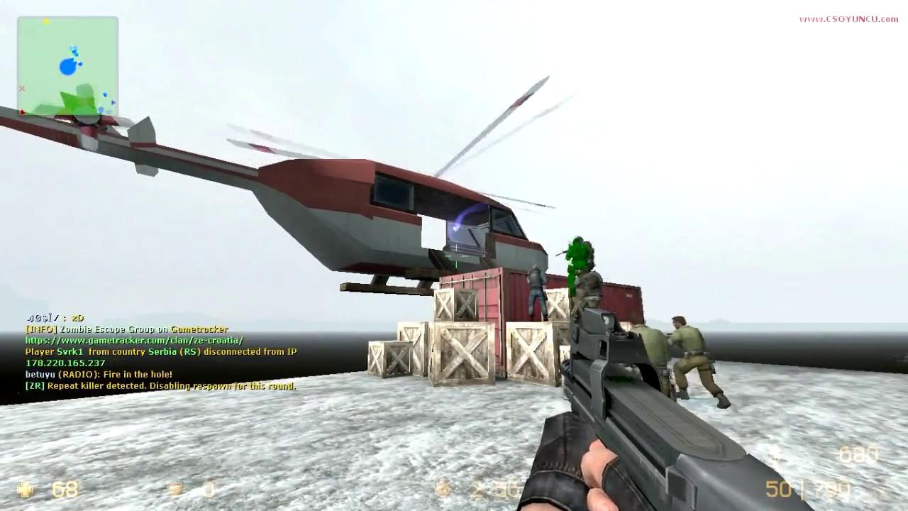 Image result for zombie escape cs 1.6 icecap