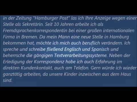 Deutsche Brief A1 A2 B1 Prüfung 12 Youtube